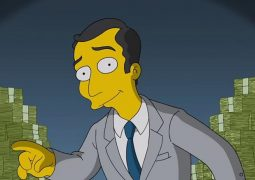 The Simpsons'tan kripto para kehaneti