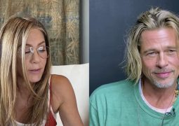 "Brad Pitt ile Jennifer Aniston, ""Fast Times At Ridgemont High"" için bir araya geldi"