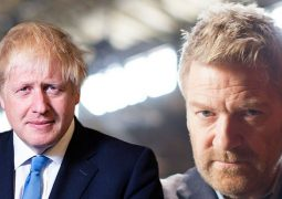 This Sceptred Isle'da Kenneth Branagh, Boris Johnson rolünde